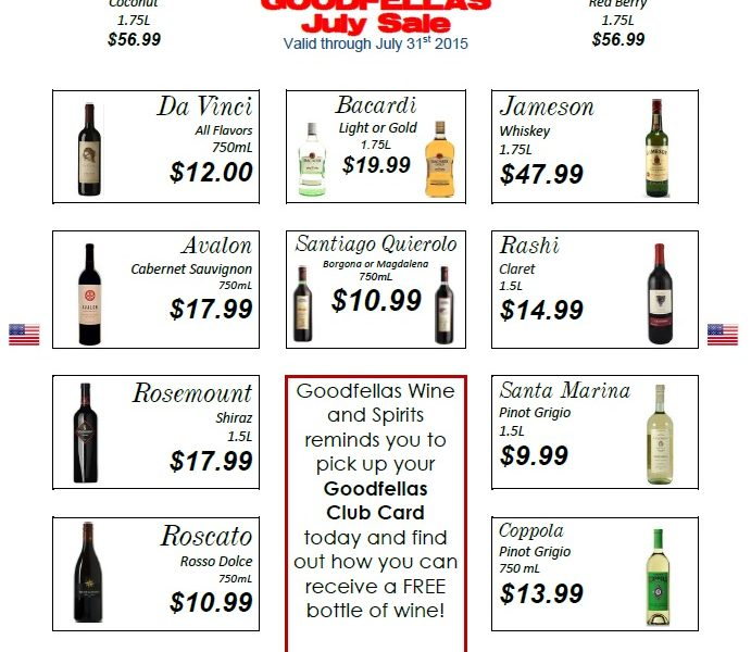 Goodfellas Wine and Spirits
